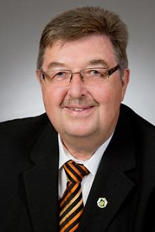 Peter Maske, Präsident des D.I.B. (Foto: privat)