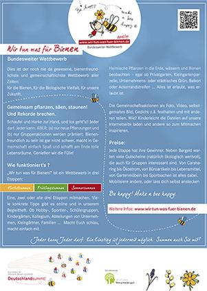 Infobox Bienen