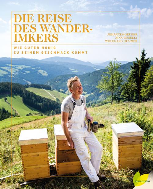 Cover - Die Reise des Wanderimkers