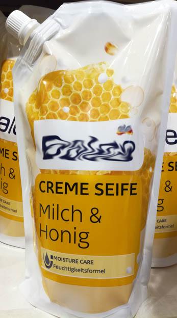 Honig in Seife