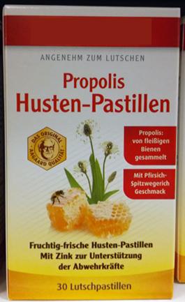 Propolis Husten-Pastillen