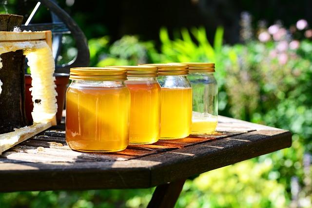 Honig wieder flüssig machen - kein Problem