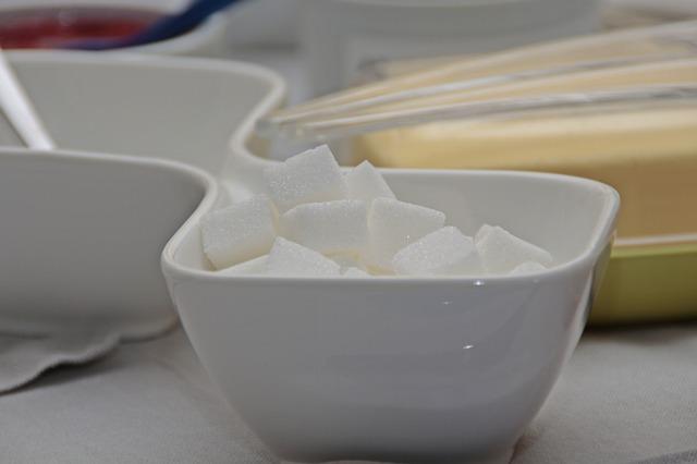 Der Zuckergehalt im Honig teilt sich in verschiedene Zuckerarten auf.