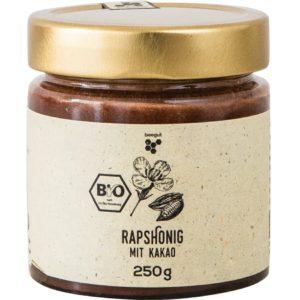 Rapshonig mit Kakao